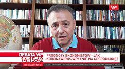 """Czy Polska poradzi sobie z kryzysem gospodarczym? """"Prowadziliśmy skandaliczną politykę"""""""