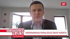 Koronawirus. Witold Bańka o nowym terminie igrzysk olimpijskich. Przełożenie o miesiąc nie wchodzi w grę?