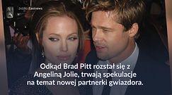 Brad Pitt spotyka się z aktorką