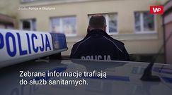 Kontrole kwarantanny. Policja sprawdza Polaków
