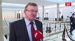 """Prezydent w Sejmie, posłowie PiS wychodzą. """"Trudno tego słuchać"""""""