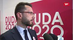 Środkowy palec posłanki PiS. Rzecznik mówi o reakcji Kaczyńskiego