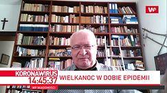 Koronawirus w Polsce. Prof. Krzysztof Simon apeluje do Polaków w sprawie świąt Wielkiej Nocy
