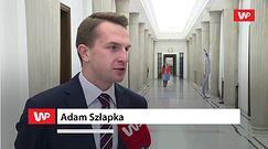 Adam Szłapka: nie ma takiego punktu w programie
