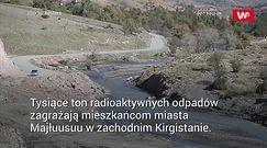 Tykająca bomba nad rzeką