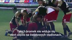 #dziejesiewsporcie: Romario z 2. ligi rumuńskiej. To jest dopiero gol roku!