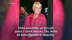 Ewa Błaszczyk ma następcę. Fundacja trafi w ręce jej córki