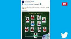 """Kontrowersje wokół wyboru najlepszej jedenastki roku wg. UEFA. """"Kante usunięty, żeby było miejsce dla Ronaldo"""""""
