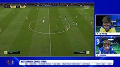 """FIFA 20. Wielki """"comeback"""" w finale Ekstraklasa Games! Co za emocje!"""