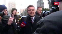 Sędzia Paweł Juszczyszyn przyjechał do Sejmu, ale cofnięto mu delegację