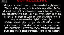Krooger o: Final Fantasy XIII
