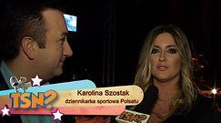 Karolina Szostak o swoim biuście [TSN]