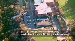 Trzy osoby ranne w strzelaninie w USA