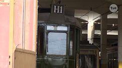Łodzianin jeździ własnym tramwajem