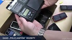 #dziejesiewpolsce: rozbito gang fałszywych policjantów