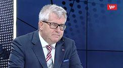 Ryszard Czarnecki zdecydowanie o referendum konstytucyjnym. Diagnoza nie w smak prezydentowi