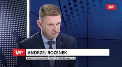"""Andrzej Rozenek ostro o PiS: """"partia notorycznych kłamców"""""""