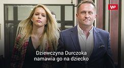 Julia Oleś namawia Durczoka na dziecko. Co na to dziennikarz?