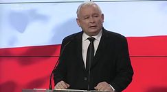 """Oświadczenie Jarosława Kaczyńskiego. """"Głos ludu, głos Boga"""""""