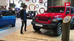 Nowy Jeep Wrangler na Poznań Motor Show 2018