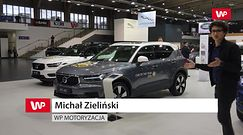 Volvo XC40 zaprezentowane podczas Poznań Motor Show 2018
