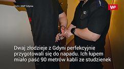Policjanci nie dali się zwieść przebierańcom. Wpadli na gorącym uczynku