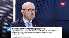 """""""Tłit"""". Krzysztof Łapiński o premiach"""