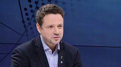 """Trzaskowski oświadcza, że będzie """"płacił premie"""". Ale stawia warunek"""