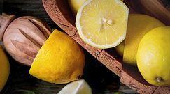 Woda z gotowanych cytryn - źródło witamin