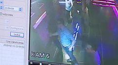 Ochroniarz brutalnie pobił mężczyznę w klubie? Mamy zapis z monitoringu
