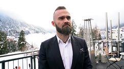 Sebastian Kulczyk w Davos