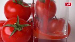 Co się dzieje, gdy codziennie pijesz sok pomidorowy?