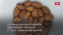 Migdały, kakao i czekolada pomogą obniżyć cholesterol