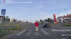 Walka pieszego o przetrwanie. Na ulicy w Kielcach