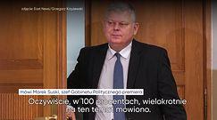 Marek Suski: premier Orban nie dopuści do sankcji wobec Polski