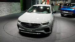 Frankfurt 2017: Opel Insignia GSi z bliska