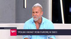 Polski wiking podbija Instagram. Poznajcie Pawła Ładziaka