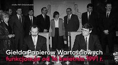 Giełda Papierów Wartościowych w Warszawie. Najciekawsze fakty