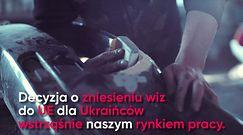 Zniesienie wiz dla Ukraińców