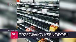 Nietypowa akcja niemieckiego supermarketu