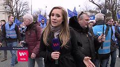 Marsz Kocham Cię Europo w Warszawie