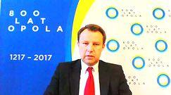 Prezydent Opola: festiwal będzie jesienią