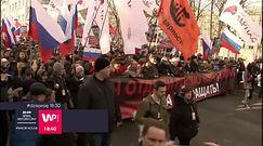 Marsz opozycji w Moskwie. Uczcili Borysa Niemcowa