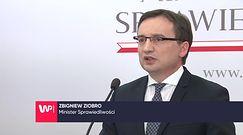 Zbigniew Ziobro o KRS: czas najwyższej kasty dobiega końca