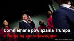 Rosyjskie tropy Trumpa