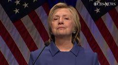 """Clinton o przegranych wyborach: """"Miałam ochotę zaszyć się w pokoju i już nigdy nie wychodzić"""""""