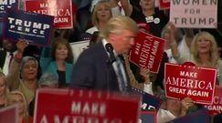 Najmocniejsze punkty kampanii prezydenckiej w USA