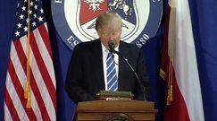 Co o Polsce mówili Donald Trump i Hillary Clinton?