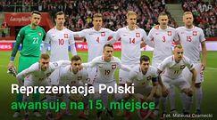 Polacy ustanowią rekord. Tak wysko w rankingu FIFA jeszcze nie byliśmy!