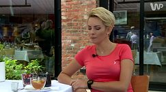 Wywiad z Dorotą Gardias. Czy jej córka chce iść w jej ślady?